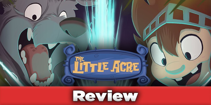 The Little Acre Review Banner