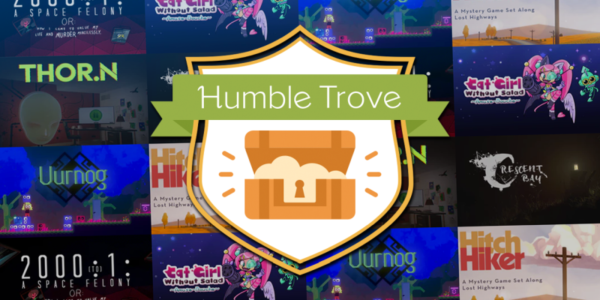 Humble Trove Banner