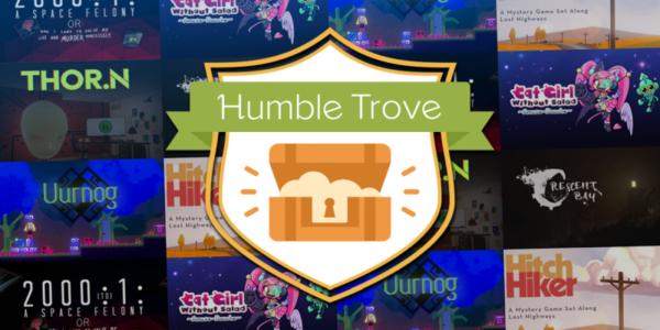 Humble Trove Banner