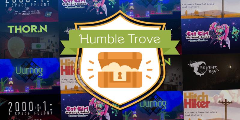 Humble Trove, Teil von Humble Bundle – Was ist das?