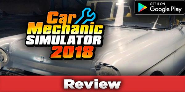 Car Mechanic Simulator 2018 Review Banner