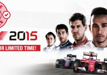 F1 2015 kostenlos bei Humble Bundle erhältlich