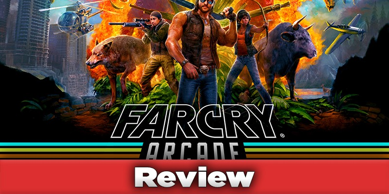 Far Cry 5: Arcade Stress im Test