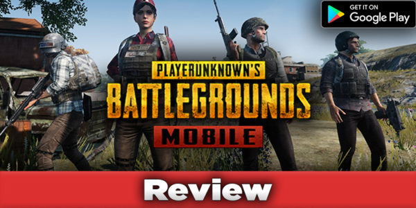 Playerunknown´s Battlegrounds Mobile Review Banner