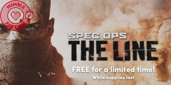 Spec Ops The Line Free Banner