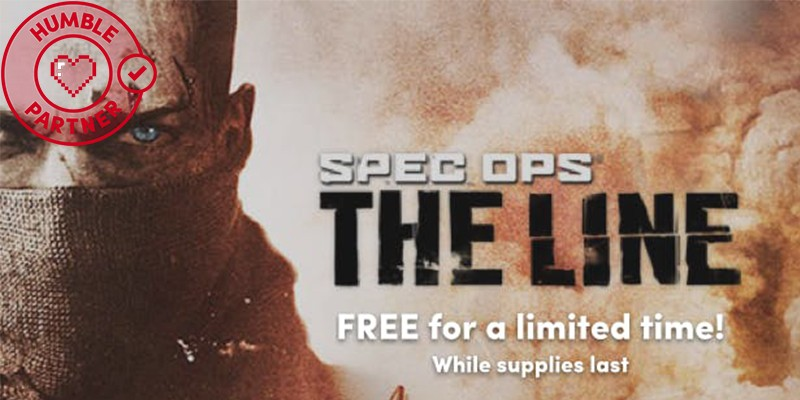SPEC OPS – THE LINE kostenlos im Humble Store!