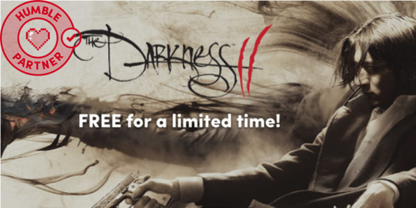 The Darkness 2 Free Banner