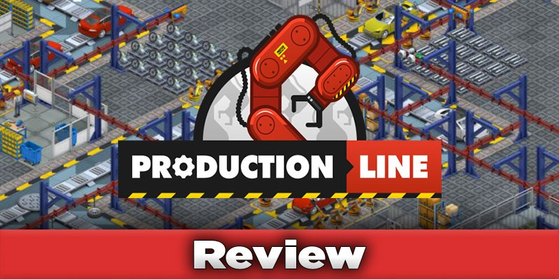 Production Line Review Banner