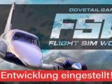 Flight Sim World Banner