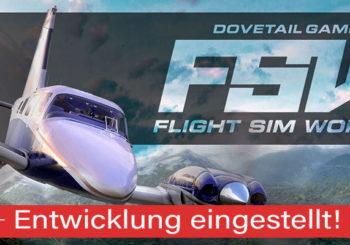 Flight Sim World - Das Aus der Flugsimulation