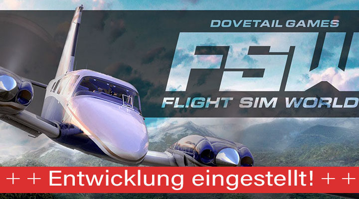 [PC] Flight Sim World – Das Aus der Flugsimulation