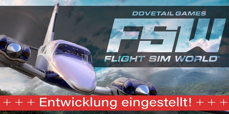 Flight Sim World Banner