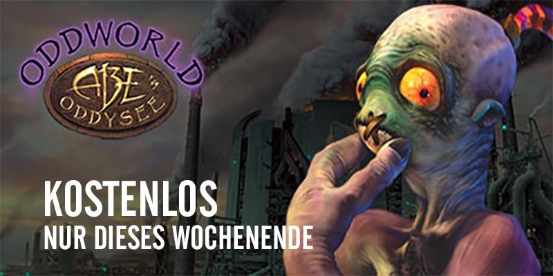Oddworld: Abe´s Oddysee – Gratis bei Steam