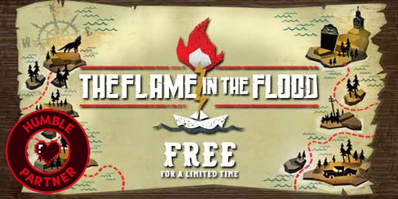 The Flame in the Flood – Gratis bei Humble Bundle