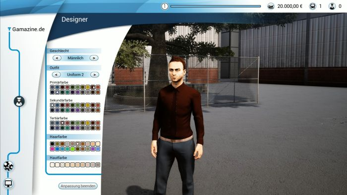 Bus Simulator 18 Charakter