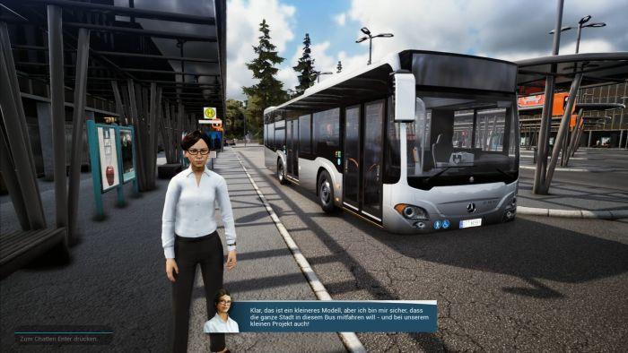 Bus Simulator 18 Tutorial
