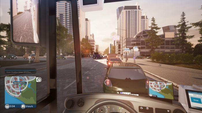 Bus Simulator 18 Verkehrschaos