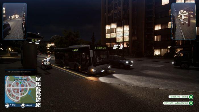 Bus Simulator 18 Nachtfahrt