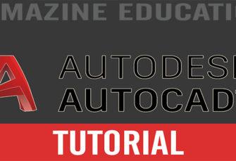 Das komplette Autodesk AutoCAD 2D & 3D Tutorial!