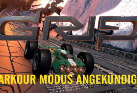 GRIP: Combat Racing - Carkour-Modus angekündigt!