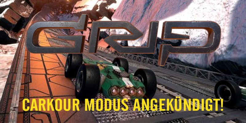GRIP: Combat Racing – Carkour-Modus angekündigt!