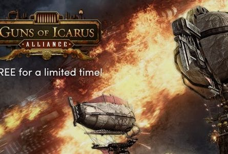 Guns of Icarus Alliance - Gratis bei Humble Bundle