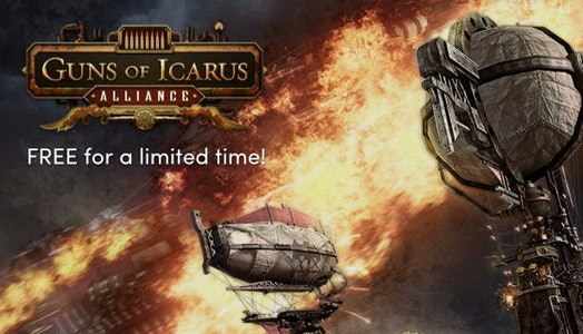 Guns of Icarus Alliance – Gratis bei Humble Bundle