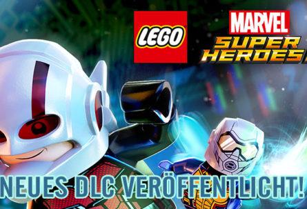 LEGO Marvel Super Heroes 2 - Charakter & Level DLC veröffentlicht!