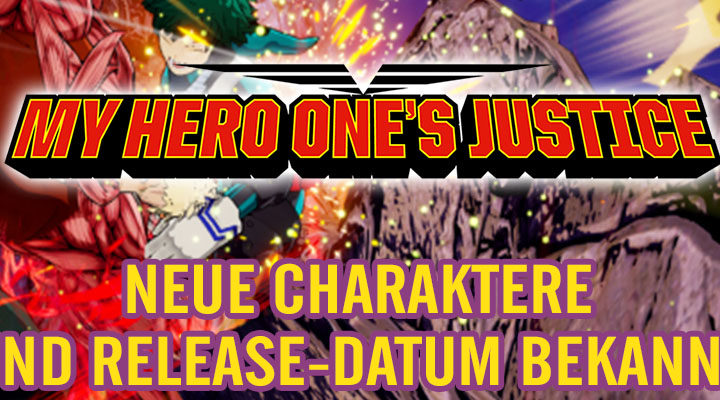[MULTI] MY HERO ONE´S JUSTICE – Manga Beat em Up Release-Datum bekannt!