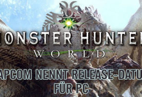 MONSTER HUNTER: WORLD - PC Release Datum bekannt!