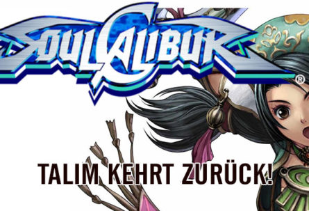 SOULCALIBUR VI - Talim kehrt zurück!