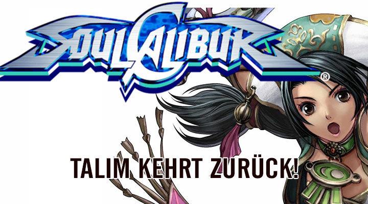 [MULTI] SOULCALIBUR VI – Talim kehrt zurück!
