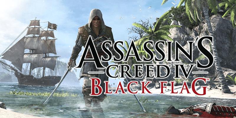 Assasin´s Creed IV: Black Flag - Die Piraten stechen in See!