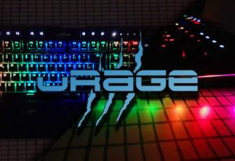 uRage - Exodus 900 Mechanical Gaming-Tastatur