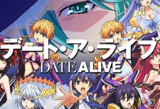 Disc-Termin der dritten Staffel von »Date A Live« bekannt!