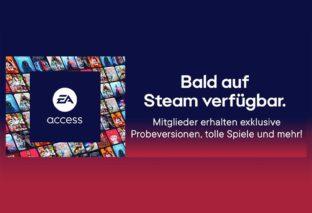 EA Spiele jetzt auf Steam!