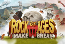 Rock of Ages 3: Make & Break ab sofort erhältlich!
