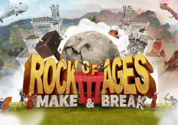 Rock of Ages 3: Make & Break ab sofort erhältlich!