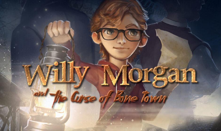 Willy Morgan erscheint in kürze!